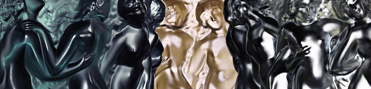 Изделия из стекла и хрусталя Lalique