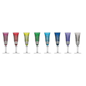 Набор флютэ для шампанского 8 шт