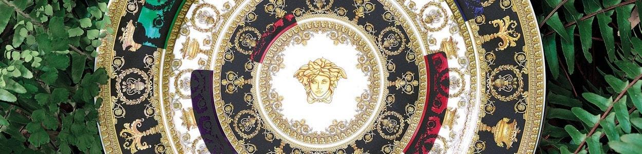 Купить сервизы Rosenthal Versace по ценам производителя. Сервизы Розенталь Версаче на официальном сайте.