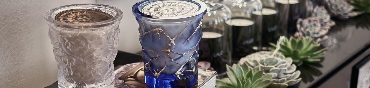 Ароматические свечи Lalique