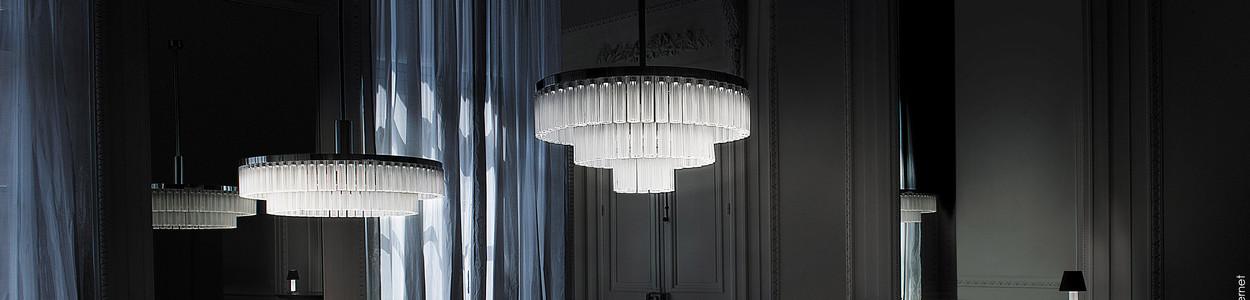 Люстры Lalique