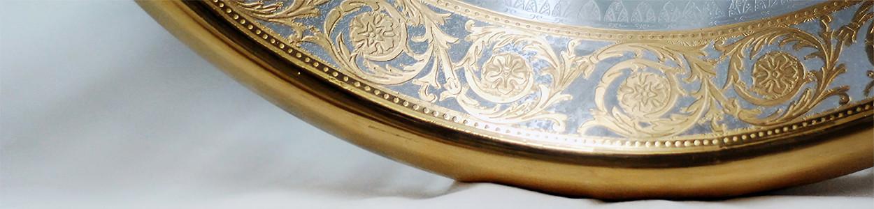 "Trianon ""Gold engraving"""