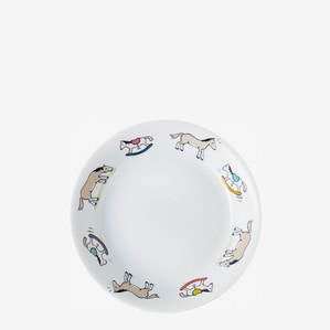 Тарелка десертная 19см