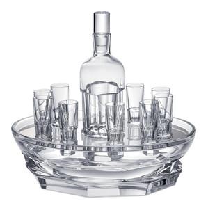 Набор для водки с рюмками, 10шт. 39,8см