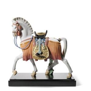"""Статуэтка """"Белая лошадь надежды"""" 31 x 30см"""