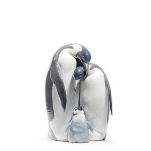 """Статуэтка """"Семейство пингвинов"""" 25 x 16см"""