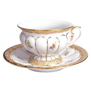 Кофейная чашка с блюдцем, 160мл