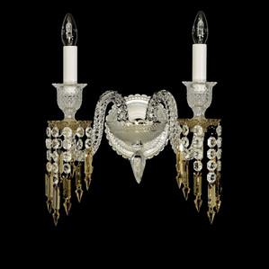 Бра, настенный светильник на 2 ламп 46 x 31 x 42см