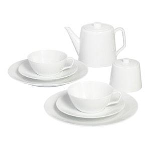 Чайный сервиз на 2 персоны, 10 предметов