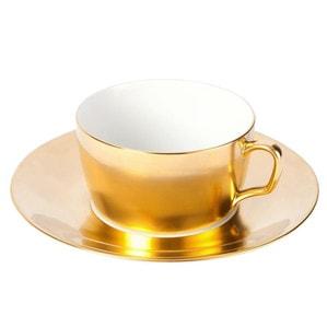 Кофейная чашка с блюдцем, 200мл