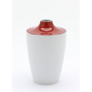 Ваза COSMOPOLITAN, Miami Style light, Red Sunset, H 11 cm