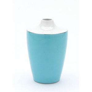 Ваза COSMOPOLITAN, Miami Style,Turquoise sea, H 11 cm