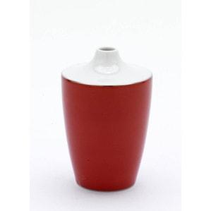 Ваза COSMOPOLITAN, Miami Style, Red sunset, H 11 cm