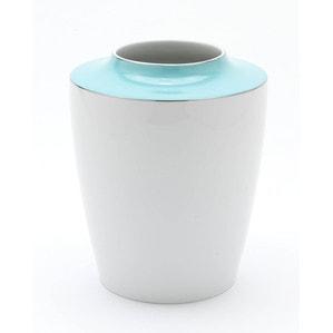 Ваза большая, COSMOPOLITAN, Miami Style light, Turquoise Sea, H 21 cm