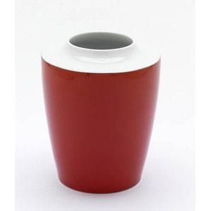 Ваза большая, COSMOPOLITAN, Miami Style, Red Sunset, H 21 cm