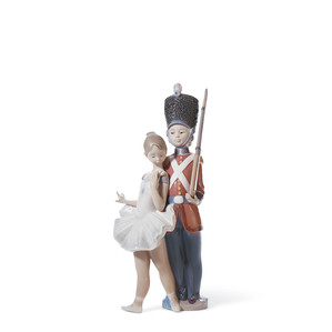 "Статуэтка ""Маленький оловянный солдатик"" 26 x 13см"