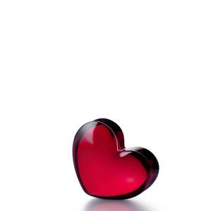 """Статуэтка """"Сердце - красный"""" 7см"""