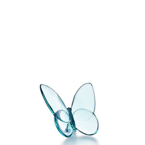 "Статуэтка ""Бабочка - бирюзовый"" 6,5см"