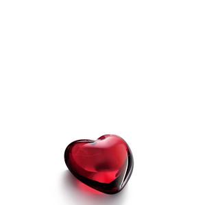 """Статуэтка """"Сердце - красный"""" 4,2см"""