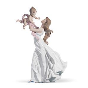 """Статуэтка """"Мой драгоценный малыш"""" 46 x 29см"""