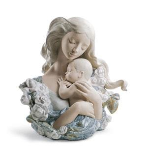 """Статуэтка """"Блаженная мать"""" 41 x 37см"""
