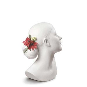"""Статуэтка """"Лилия с цветами"""" 26 x 19см"""