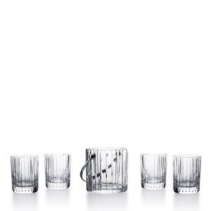 Набор из ведра для льда и стаканов, 4шт.