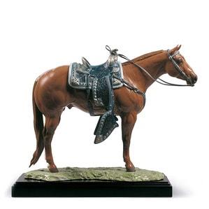 """Статуэтка """"Американская Quarter Horse"""" 42 x 51см"""