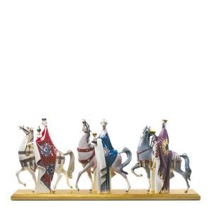 "Набор статуэток ""Король Мельхиор, Гаспар и Бальтазар"" 44 x 105см"