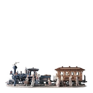 """Статуэтка """"Великое приключение"""" 43 x 135см"""