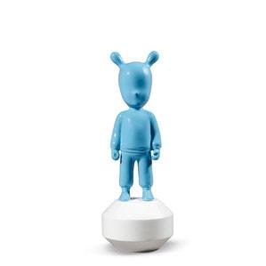 "Статуэтка ""The blue Guest"" 30 x 11см"