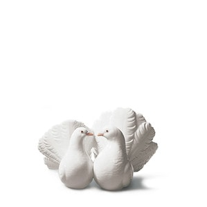 "Статуэтка ""Пара голубей"" 12 x 19см"