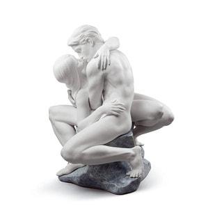 """Статуэтка """"Страстный поцелуй (белый)"""" 41 x 31см"""