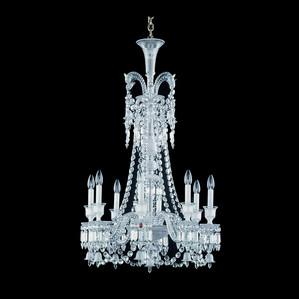 Люстра на 8 свечей (длинный) 113 x 67см