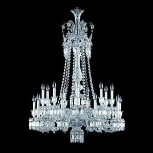 Люстра на 18 свечей (длинный) 137 x 102см