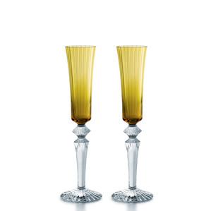 "Флюте для шампанского ""Янтарный"", 2шт. 170мл"