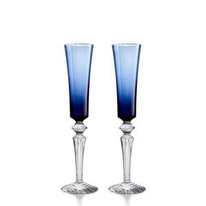 """Флюте для шампанского """"Полночный"""", 2шт. 170мл"""