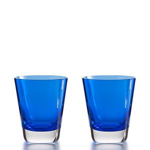"""Стакан """"Синий"""", 2шт. 220мл"""