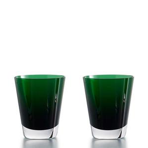 """Стакан """"Зеленый"""", 2шт. 220мл"""