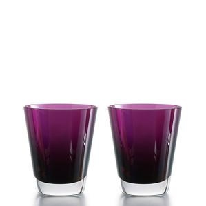 """Стакан """"Фиолетовый """", 2шт. 220мл"""