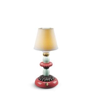 """Лампа настольная """"Светящийся лотос (золотая осень)"""" 28 x 12см"""
