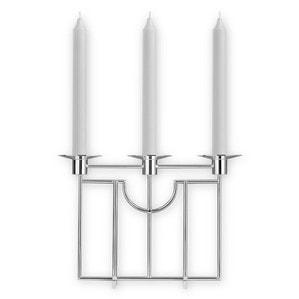 Канделябр на три свечи