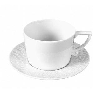 Чашка капучино с блюдцем, 200мл