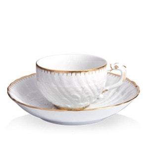 Кофейная чашка с блюдцем, 140мл