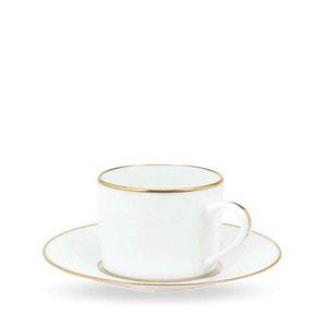 Чашка чайная / кофейная с блюдцем 0,2л