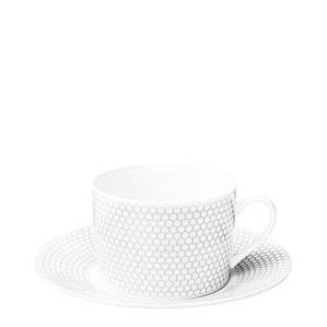 Чашка чайная / кофейная с блюдцем в подарочной упаковке, 2 шт. 0,2л