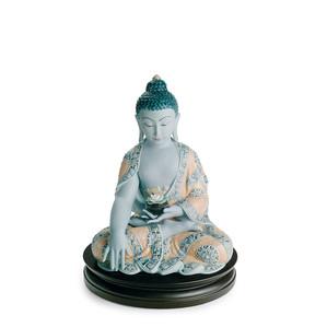 """Статуэтка """"Врачующий Будда"""" 28 x 23см"""