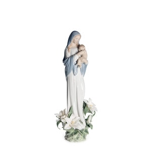 """Статуэтка """"Мадонна цветов"""" 33 x 14см"""
