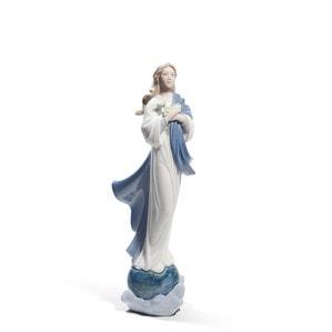 """Статуэтка """"Пресвятая Дева Мария"""" 31 x 10см"""