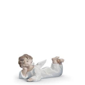 """Статуэтка """"Лежащий ангел"""" 6 x 14см"""